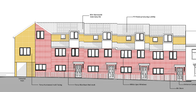 Parchmore Elevation1